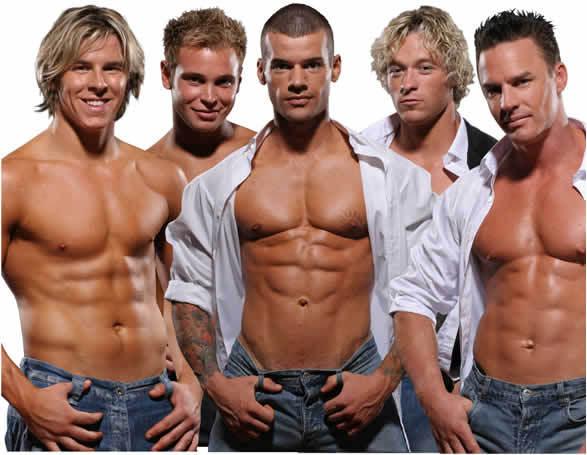 Siedem grzechów głównych mężczyzn